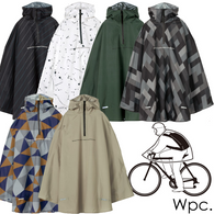 WPC bicycle poncho