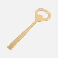 ACADEMY brass bottle opener