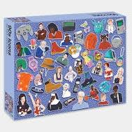 HARDIE GRANT 90's icons jigsaw puzzle