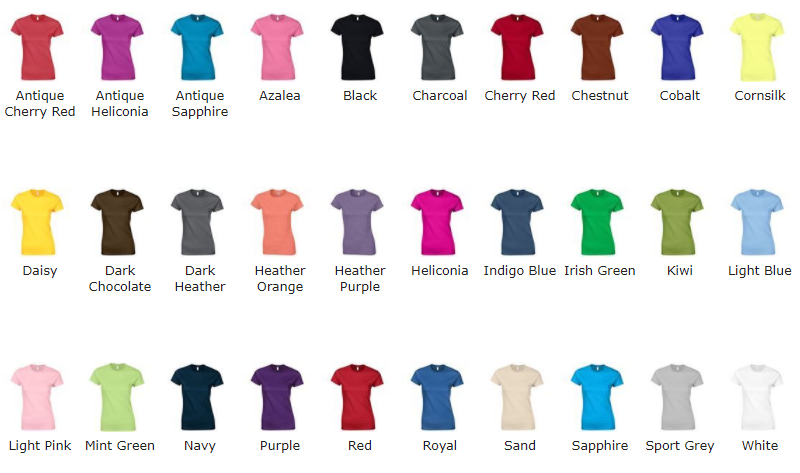 women's ringspun t-shirt