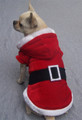 Happy Christmas Santa Dog Coat