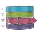 Casual Canine® Flat Leather Dog Collars