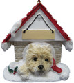 BFW Designer Christmas Dog House Decoration