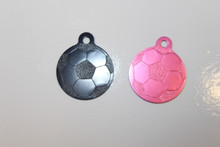 Pet ID Tag For Dogs & Cats - Football