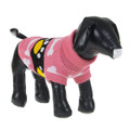 Pink Paws Dog Sweater