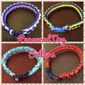 Paracord Dog Collars made to order