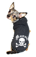 Hip Doggie Super Soft Monster Hoodie For Your Dog