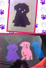 Car Decals *Purple Design is my one to add to existing two.