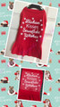 Christmas BFW Dog Dresses Personalized