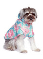 Urban Pup Vintage Rose Quilted Floral Coat