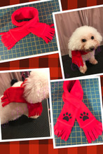 Personalized Doggie Scarf
