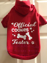BFW Personalized Dog Hoodies Ready to Go