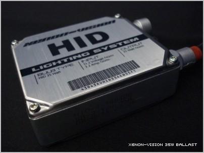 Xenon-Vision HID Ballast
