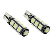 CANBUS T10 13-SMD 5050 LED - ERROR FREE