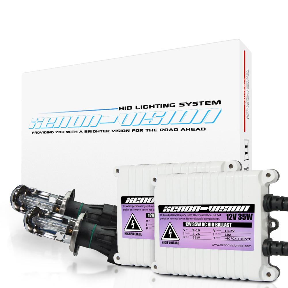 H3 5000k Hid Conversion Kit Bright White 2 Year Warranty Ballast Wiring Diagram Xenon Vision Ac