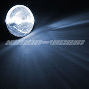 Xenon-Vision 8000K - Medium Blue
