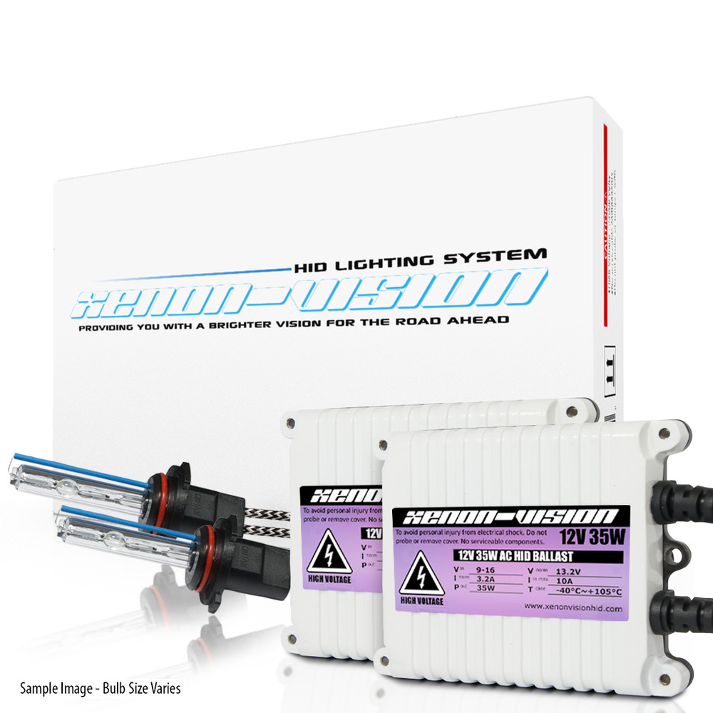 30000k Hid Conversion Kit Deep Blue 2 Year Warranty Hb2 Bulb Wiring Diagram F250 Xenon Vision Ac