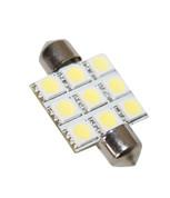 42MM 9-SMD 5050 LED FESTOON