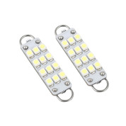 42MM 12-SMD 3528 LED LOOP FESTOON