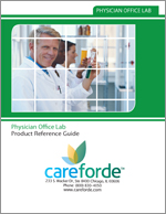Physician Office Lab Product Reference Guide