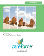 Podiatry Product Reference Guide