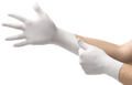 Ansell MICRO-TOUCH Plus Latex Powder-Free Medical Examination Gloves # 6015304 - Exam Gloves, X-Large, 150/bx, 10 bx/cs