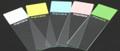 C&A Color Microscope Slides # 9108W-E - Microscope Slide, White, Enhanced, 144/gr, 10 gr/cs
