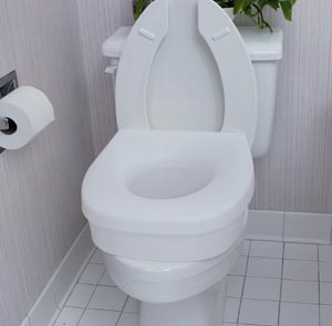 Enjoyable Dmi Plastic Toilet Seat Risers 522 1508 0100 5 Toilet Seat Riser Blue Gmtry Best Dining Table And Chair Ideas Images Gmtryco