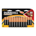 DURACELL COPPERTOP RETAIL BATTERY MN1500B20