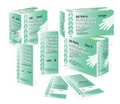 DYNAREX LATEX EXAM GLOVES - STERILE 2421