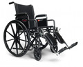 Graham Field Advantage Manual Folding Wheelchair # 3H010130 - Careforde Healthcare Supply