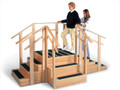 HAUSMANN 3-IN-1 TRAINING STAIRCASE 1570