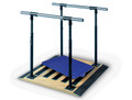 "Hausmann Balance Activity Platform # 1310 - Balance Activity Platform, 36""W x 36""D x 28""-41""H, Each"