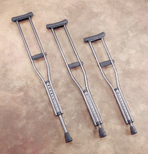 INVACARE QUICK-CHANGE CRUTCH 8115-A