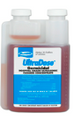 L&R Ultradose Germicidal Ultrasonic Cleaner Concentrate # UD036 - Germicidal Ultrasonic Cleaning Solution, Pint Bottle, 6/cs
