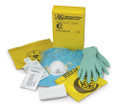 MEDICAL ACTION CHEMOTHERAPY SPILL KIT # 9258 - Chemotherapy Spill Kit, 6/cs