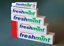 NEW WORLD FRESHMINT FLUORIDE TOOTHPASTE TP6L