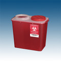 PLASTI BIG MOUTH SHARPS CONTAINERS # 146008