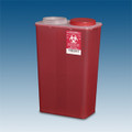 PLASTI BIG MOUTH SHARPS CONTAINERS # 146014
