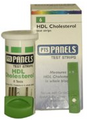 Chek Diagnostics Cardiochek Test Strips # 1821 - Cholesterol Plus HDL For Cardiochek PA Analyzers Only, CLIA Waived, 25 test/bx