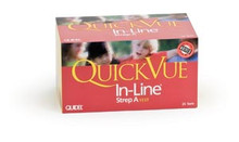 QUIDEL QUICKVUE IN-LINE ONE-STEP GROUP A STREP KIT 0343
