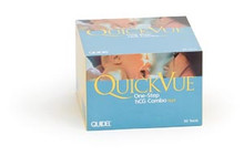 QUIDEL QUICKVUE ONE-STEP COMBO HCG TEST 20110