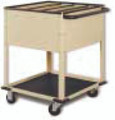 WOLF X-RAY ACTIVITY CARTS # 80-414C