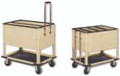 Wolf X-Ray Activity Carts # 80-484C - Cart, Short Activity, 4 Compartments, Each