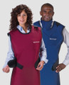 WOLF X-RAY EASY WRAP APRONS WITH COLLAR # 65025TC-TB-XX