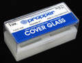 Propper Select Cover Glass # 14126400 - Cover Glass, Circular, 12Mm Dia, #2 Thickness, 10 Oz