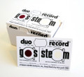 Propper Duo-Record Card System # 26905100 - Duo-Record Cards, 1000/Bx