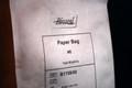 Bioseal Paper Bag # B1708/50