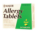MAJOR ALLERGY TABLETS # 700790