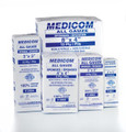 MEDICOM ALL GAUZE SPONGES - NON STERILE # 3001